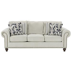 Fusion Furniture Fairly Sand Sofa