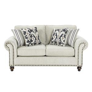 Fusion Furniture Fairly Sand Love Seat