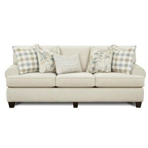 Mitra Sofa with Accent Pillows