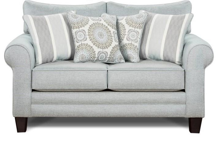 Mysteria Mysteria Loveseat by Fusion Furniture at Morris Home