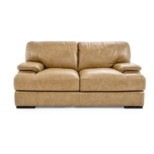 Futura Leather 10027 Loveseat