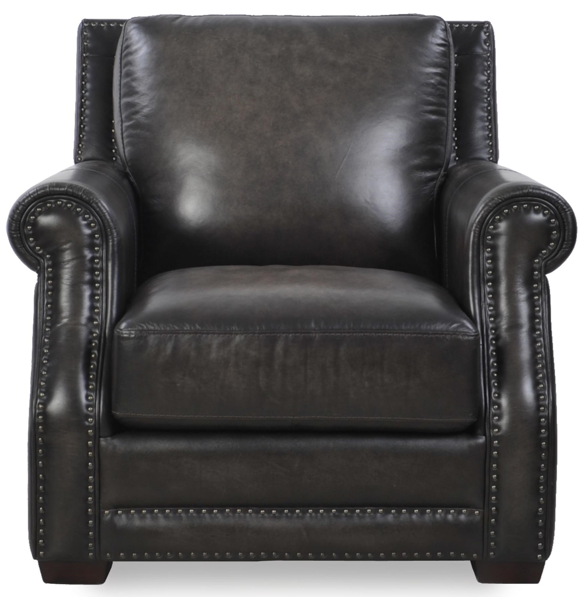 Futura Leather 10030 Chair - Item Number: 10030-10-2692S