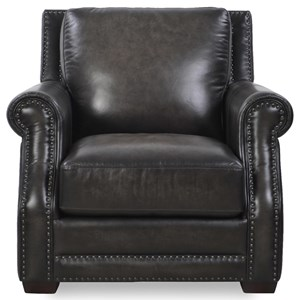 Loft Leather McGregor Chair