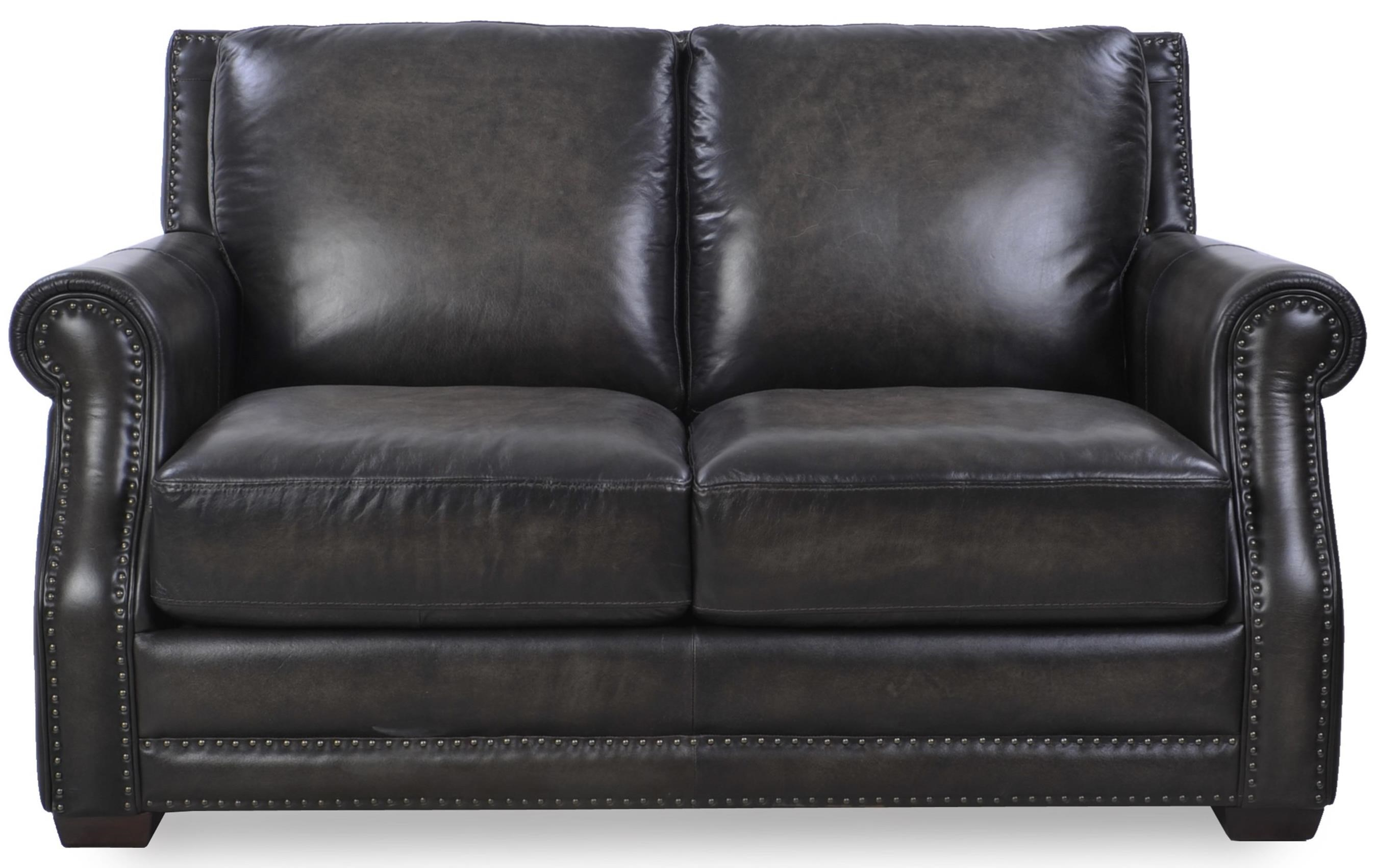 Loft Leather McGregor Loveseat - Item Number: 10030-20-2692S