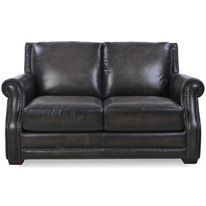 Futura Leather 10030 Loveseat