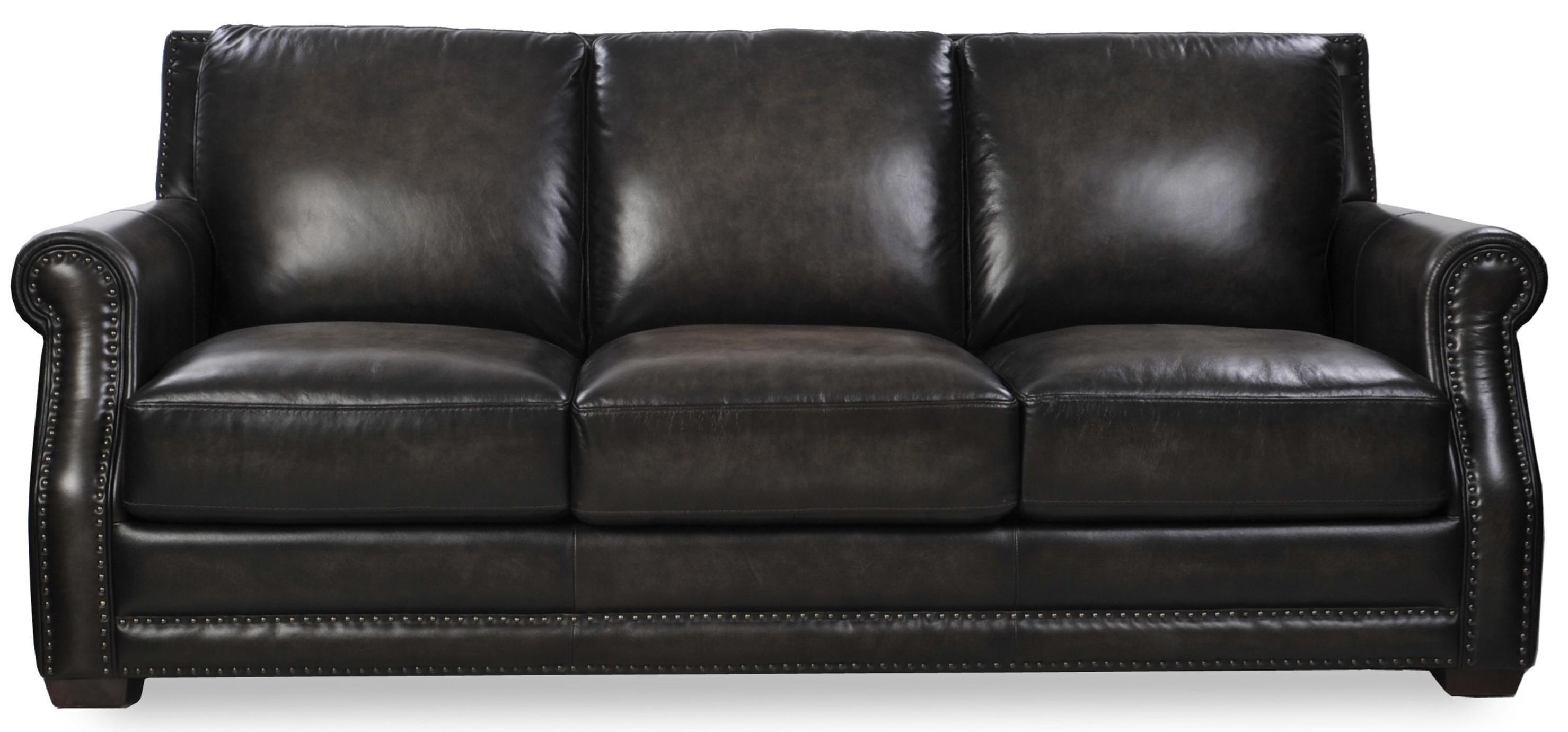 Futura Leather 10030 Sofa - Item Number: 10030-30-2692S