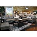 Futura Leather Abilene Leather Sofa & Loveseat - Item Number: GRP-10052-SL