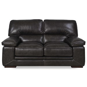 Futura Leather 10105 Casual Loveseat