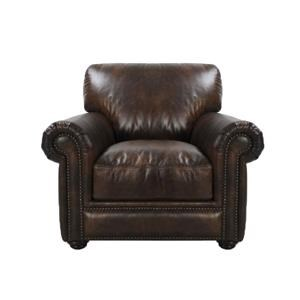 Futura Leather McGregor Leather Chair