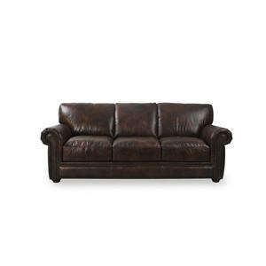Futura Leather McGregor Leather Sofa