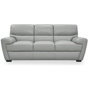 Futura Leather 10131 Contemporary Sofa