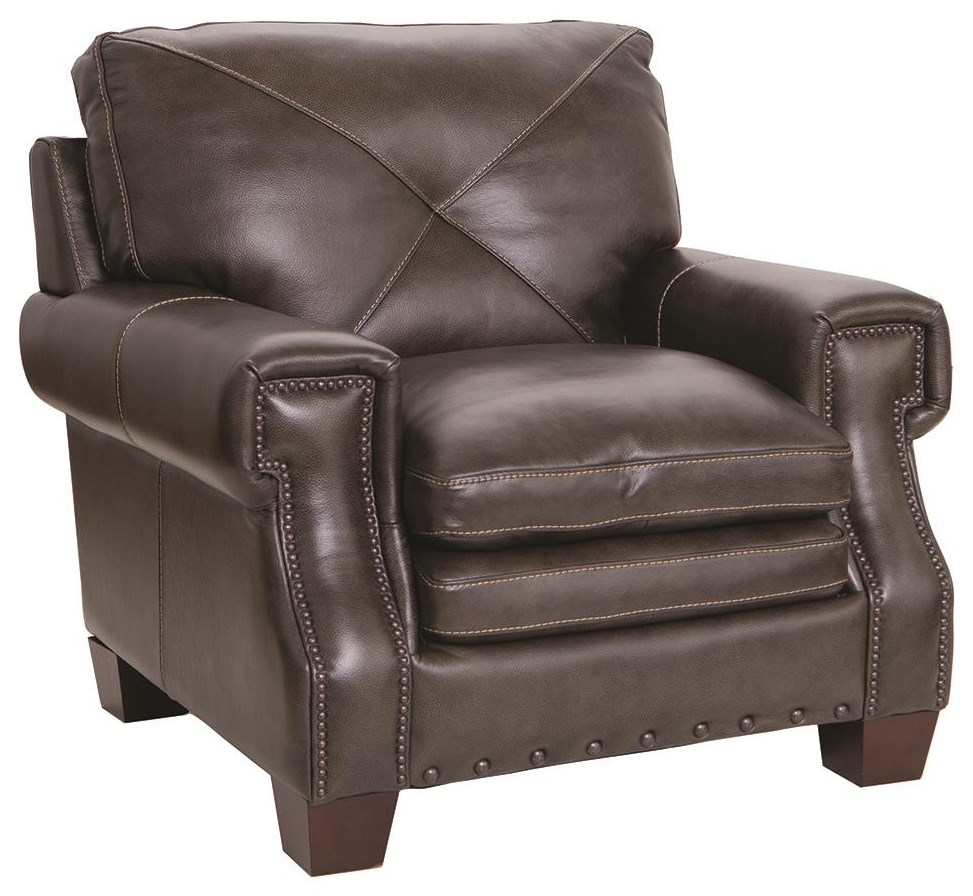 100% Leather Chair