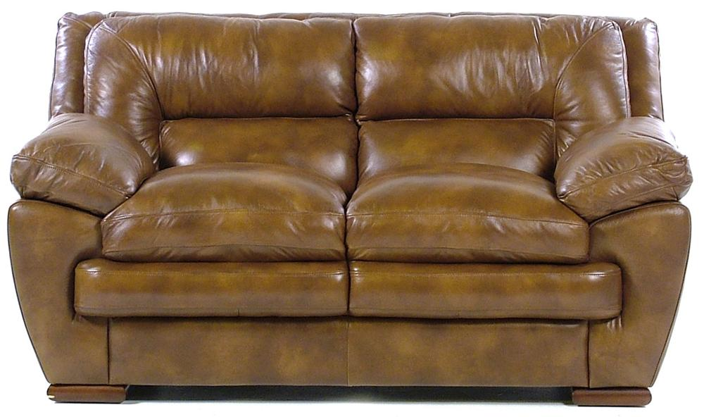 Loft Leather Carlos Loveseat - Item Number: 6788-A20