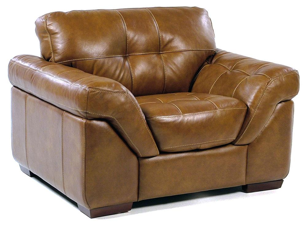 Loft Leather Bryce Chair - Item Number: 8315-10