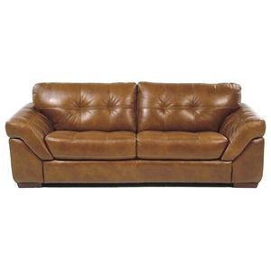 Loft Leather Bryce Sofa