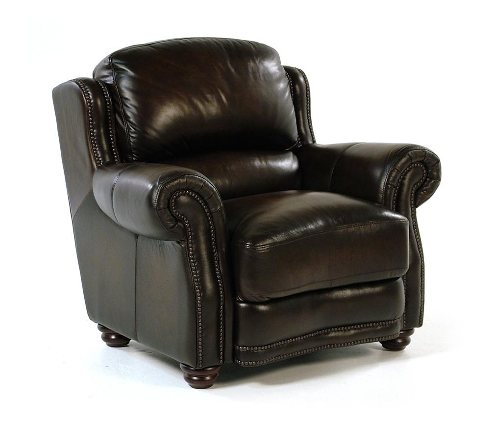 Loft Leather Kirkland Leather Chair - Item Number: 8442-10