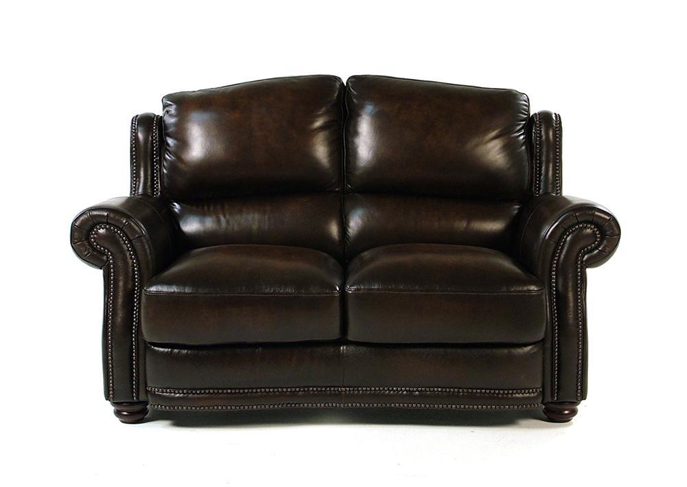 Loft Leather Kirkland Leather Loveseat - Item Number: 8442-20