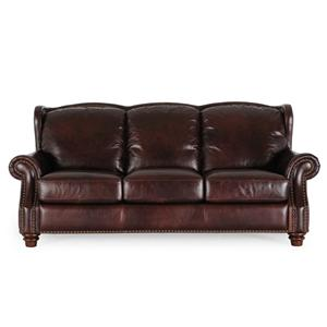 Futura Leather 7031 1941S Rialto Coffee Leather Sofa