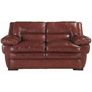 ... Sprintz Sofas : Dante Leather Sprintz Furniture Nashville Franklin ...