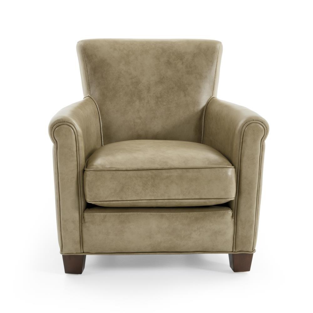 Futura Leather 6307 Chair - Item Number: 6307-10 1420F SANIBEL
