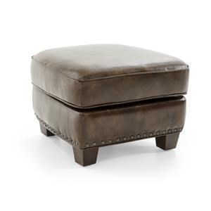 Futura Leather 6307 Storage Ottoman