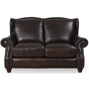 Futura Leather 7031 Loveseat