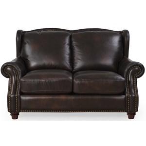 Futura Leather 7031 Loveseat