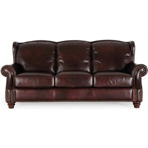 Dante Leather 7031 Sofa