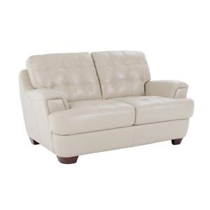 Futura Leather 7182 Loveseat