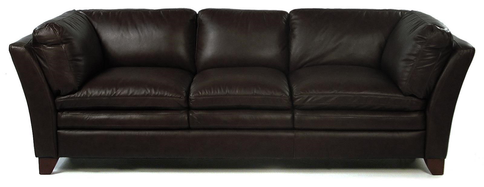 Loft Leather Pacific Sofa - Item Number: 7203-30