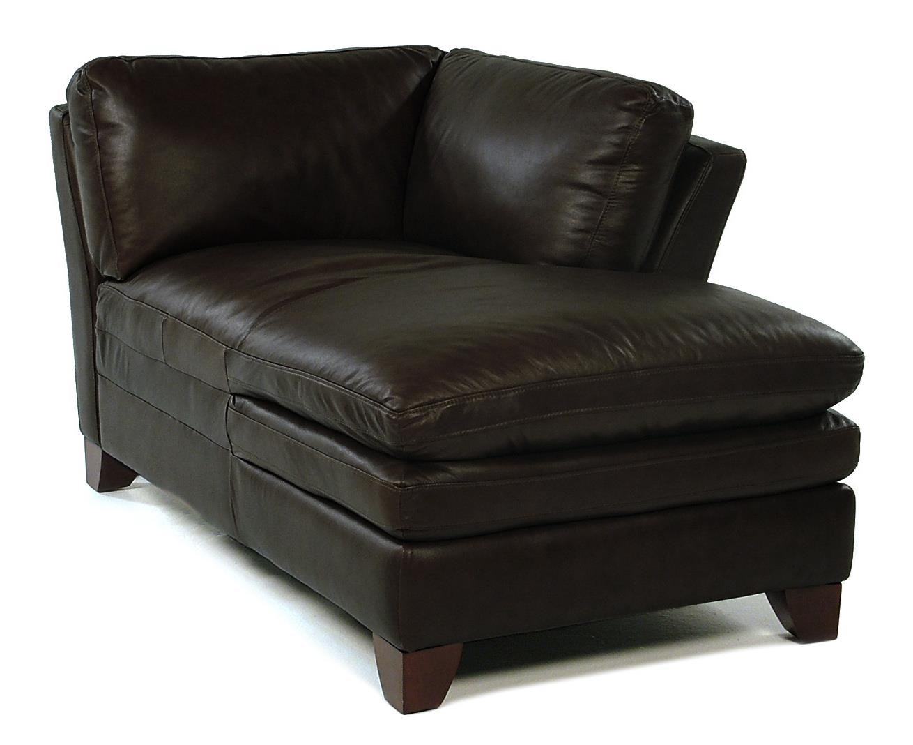 Loft Leather Pacific RAF Chaise - Item Number: 7203-51
