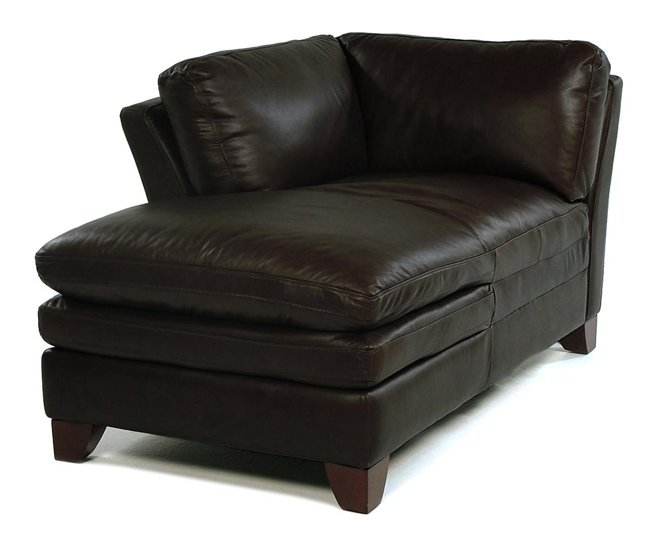 Loft Leather Pacific LAF Chaise - Item Number: 7203-52