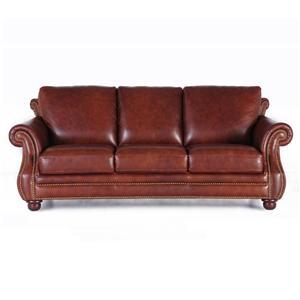 Futura Leather 7308 Sofa