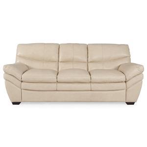 Futura Leather 8147 Sofa