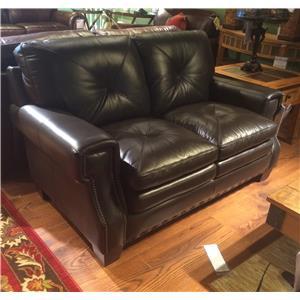 Futura Leather 8260 Leather Loveseat