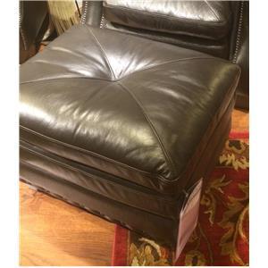 Futura Leather 8260 Leather Ottoman