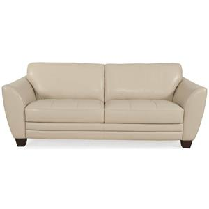 Futura Leather 8511 Stationary Sofa
