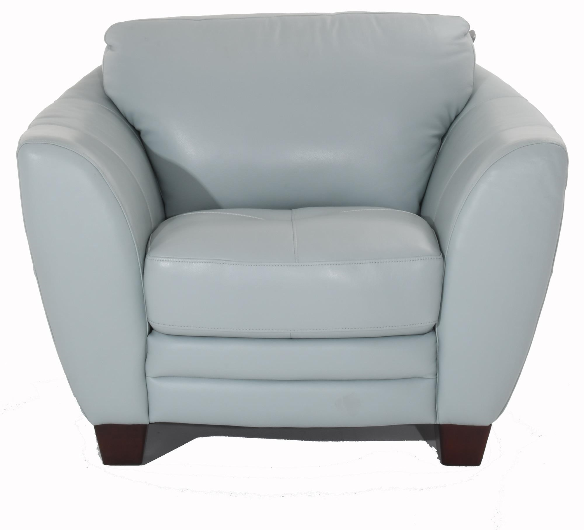 8511 Leather Chair by Futura Leather at Baer's Furniture