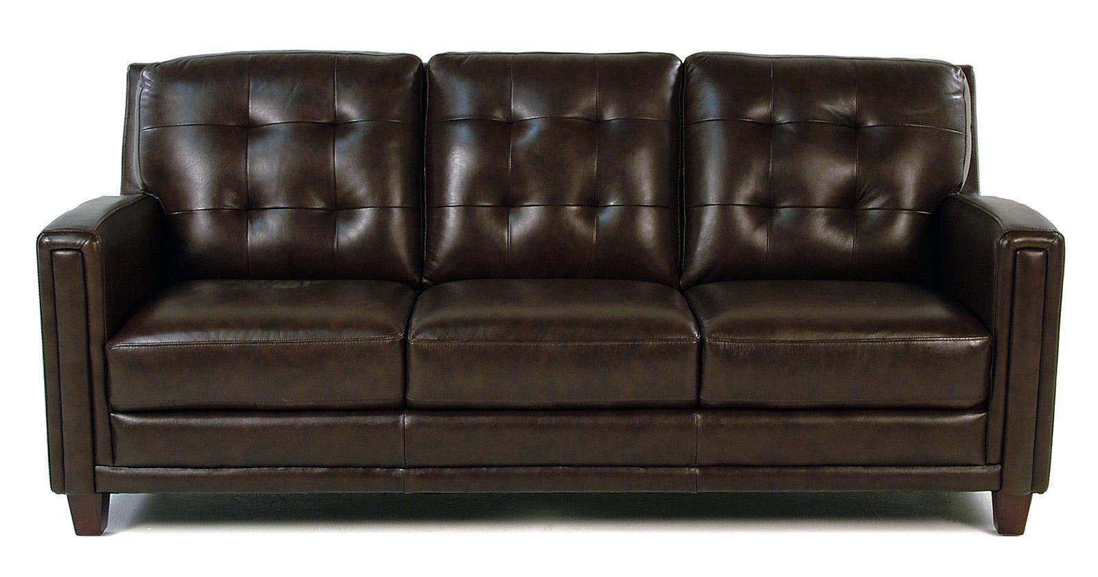 Loft Leather Winfield Leather Sofa - Item Number: 8583-30