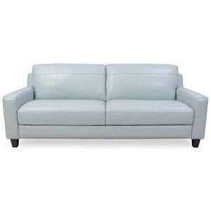 Futura Leather 8689 Leather Sofa