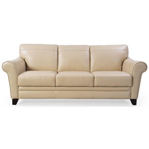 Futura Leather 8817 Leather Sofa