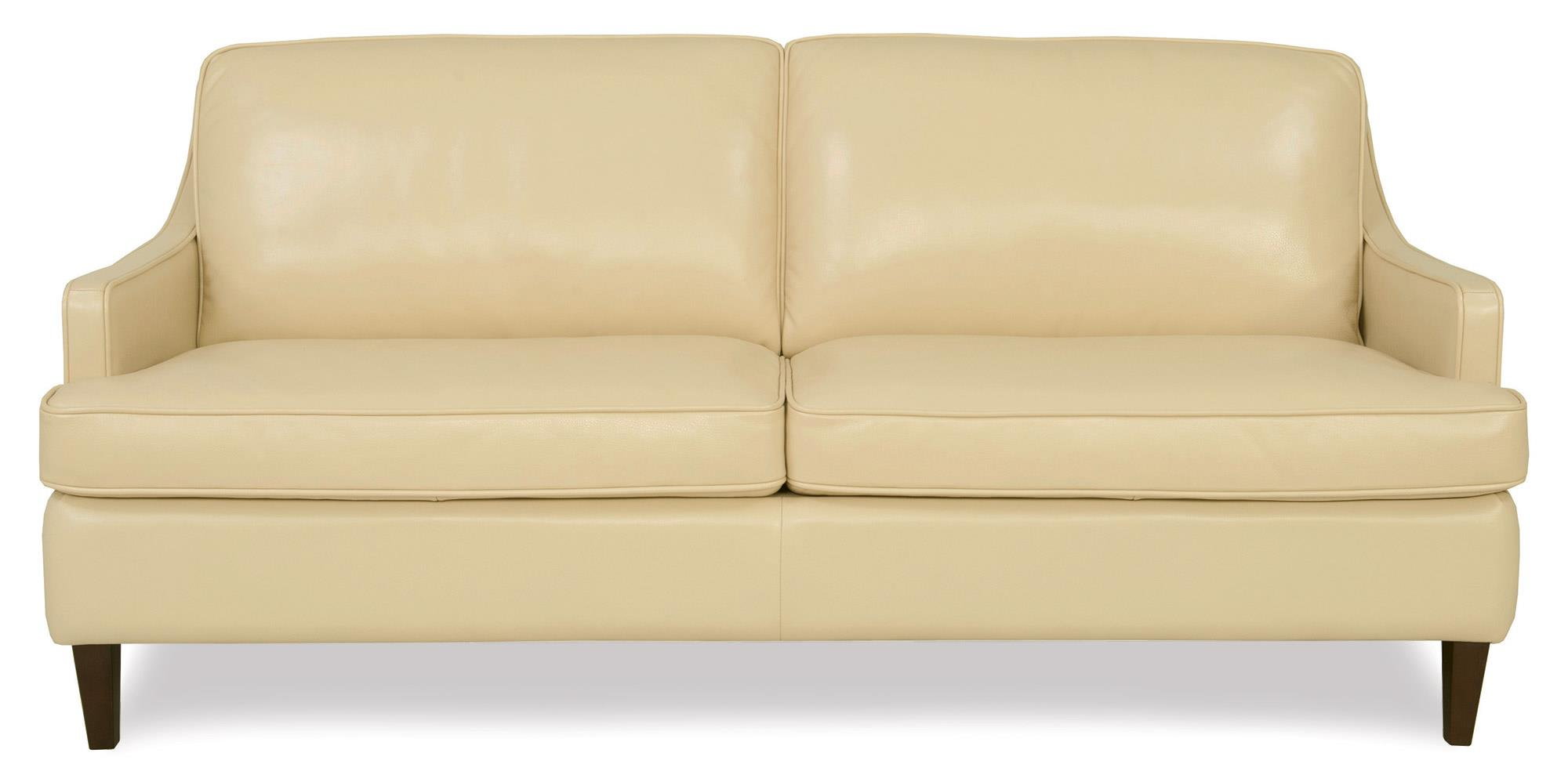 Loft Leather Ally Leather Sofa - Item Number: 8658-30