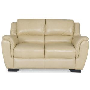 Dante Leather Chilly 1167 Loveseat