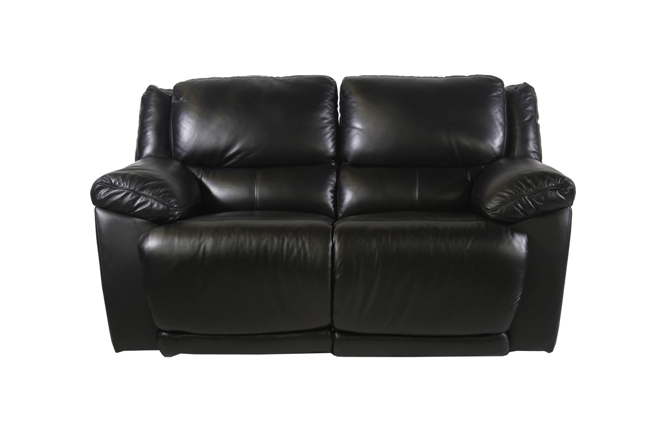 Futura Leather Cole Dual Reclining Loveseat - Item Number: M149-82