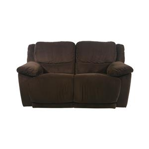 Futura Leather Cole Reclining Loveseat