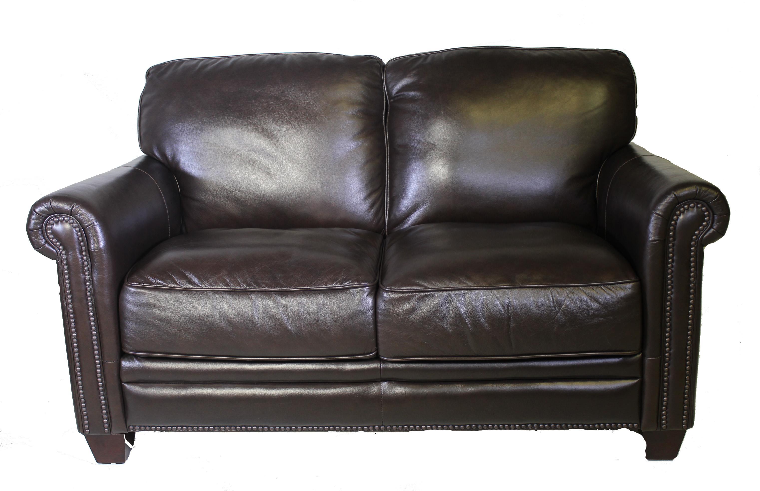 Futura Leather 7888 Leather Loveseat - Item Number: 7888-20