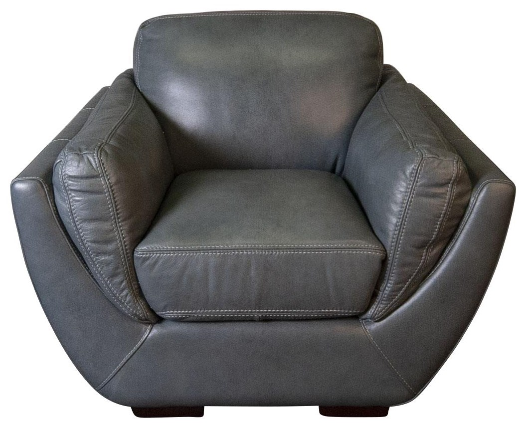 Damarco Top Grain Leather Chair