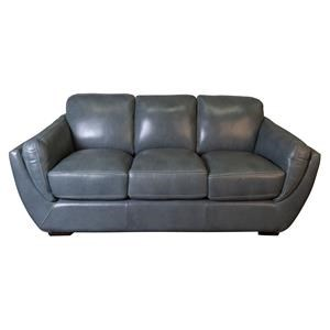 Damarco Top Grain Leather Sofa
