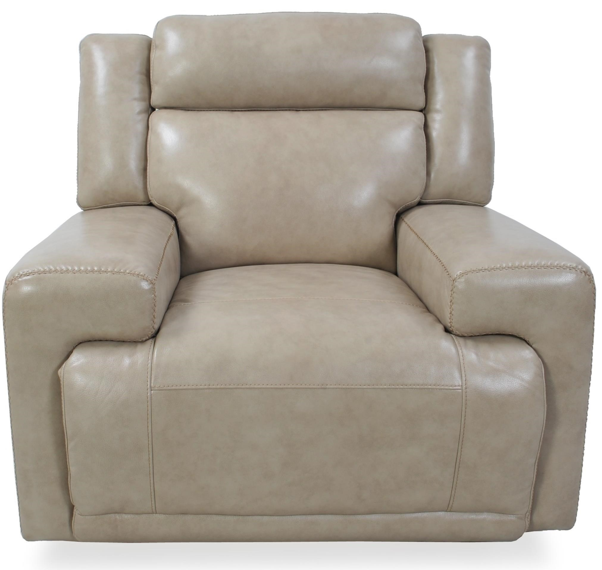 Futura Leather E1259 Electric Recliner Chair With Thick