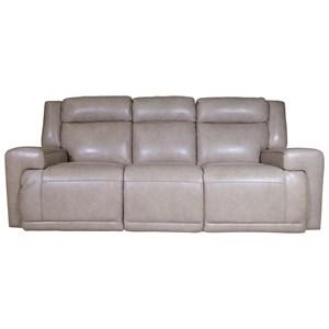 Futura Leather Burke Power Reclining Sofa
